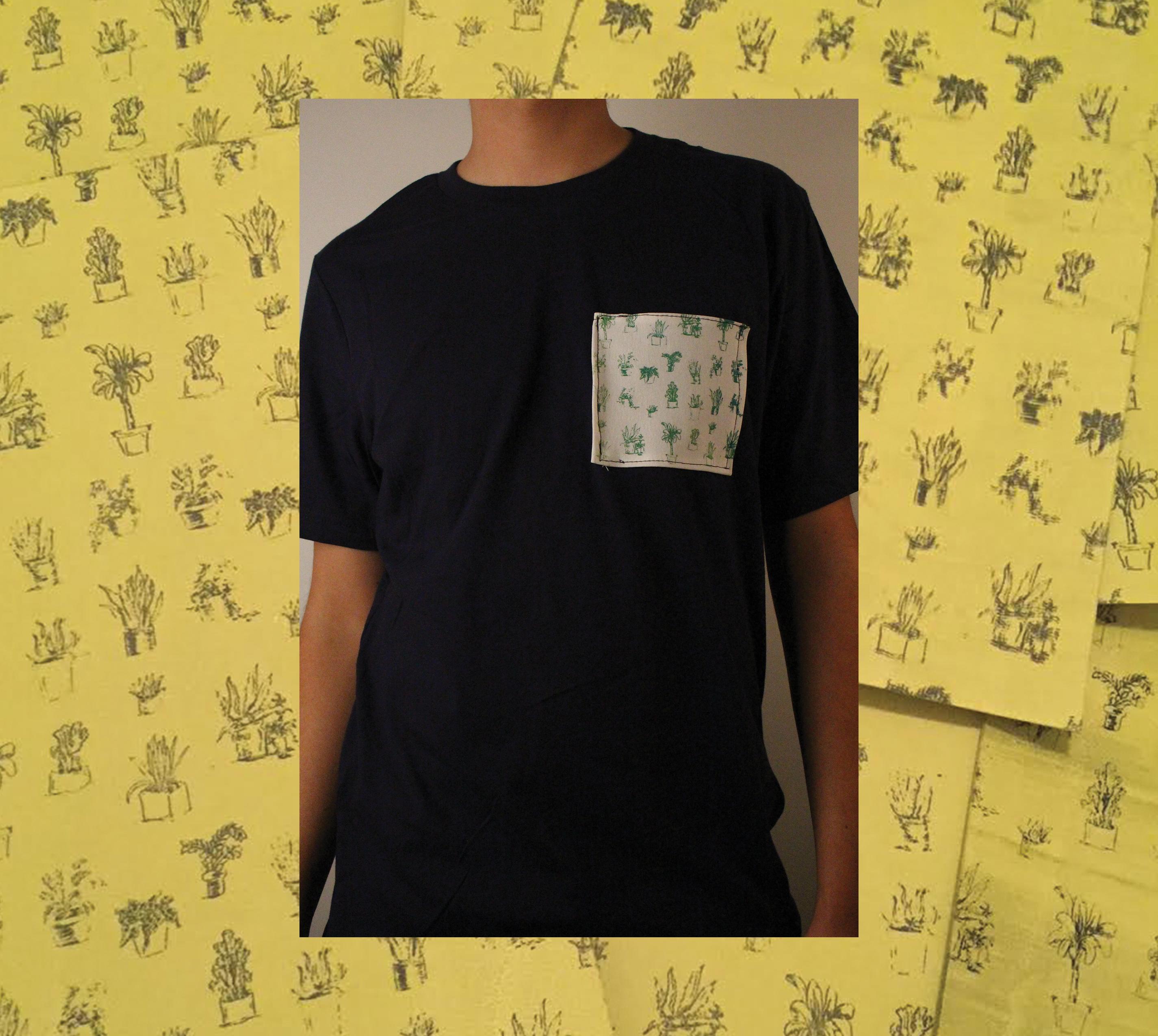 house plant shirt