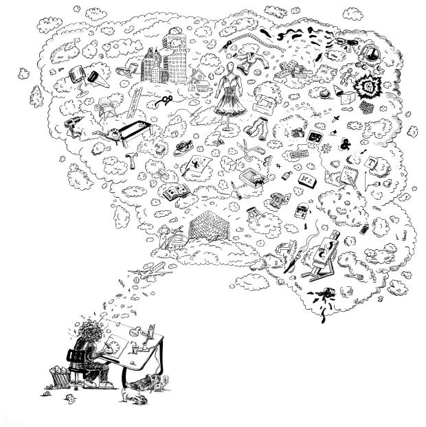 centennial illustration