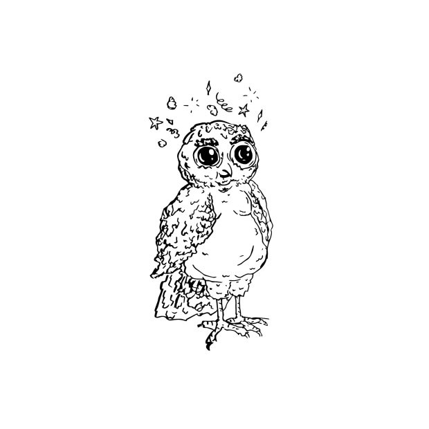 spaced owl