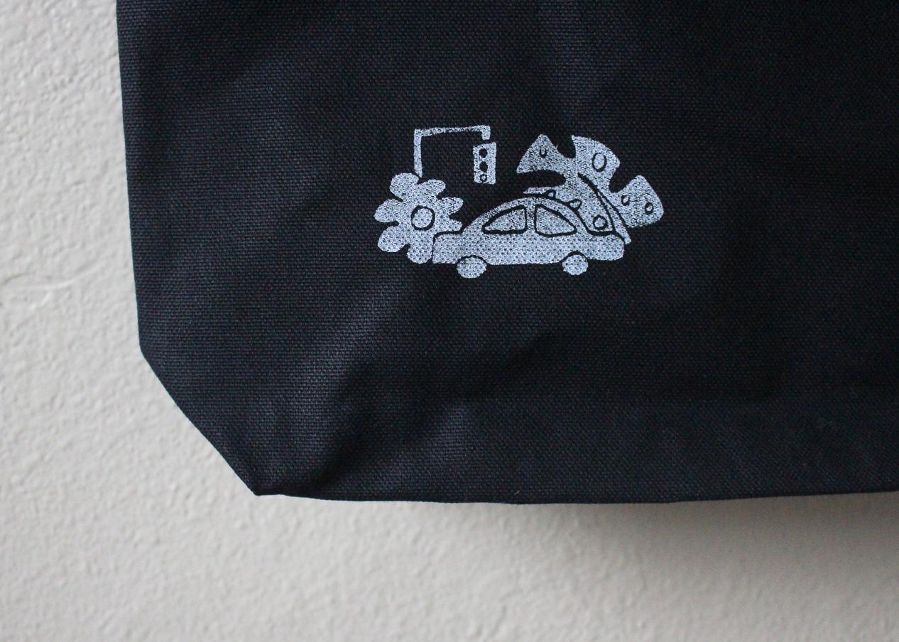 print on bag